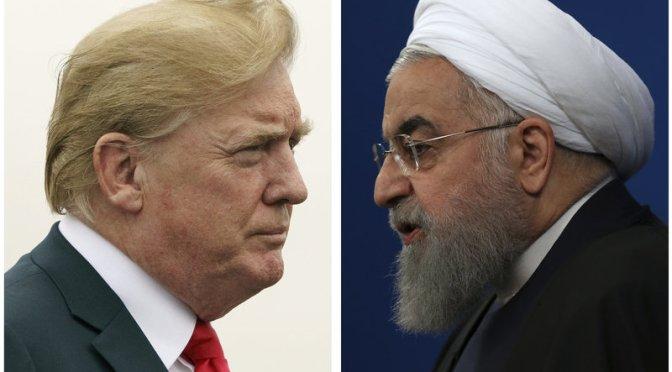 Trump Threatens Iran's President