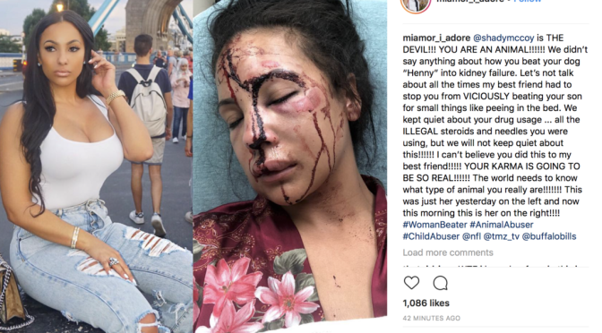 LeSean McCoy Denies Involvement In Attack On Ex-Girlfriend