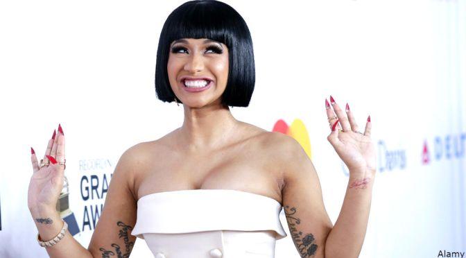 Cardi B Leads MTV VMA Nominations