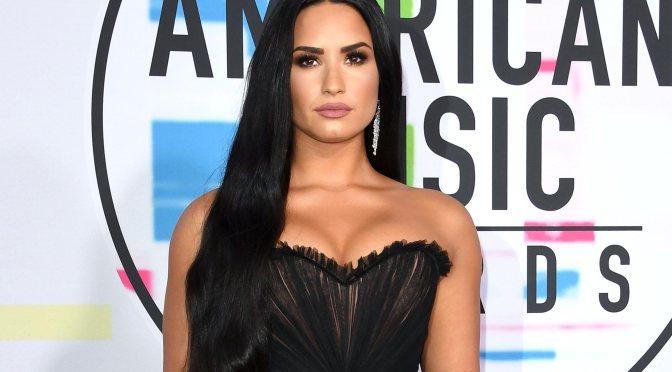 "Demi Lovato ""Awake And Talking"" After Apparent Drug Overdose"