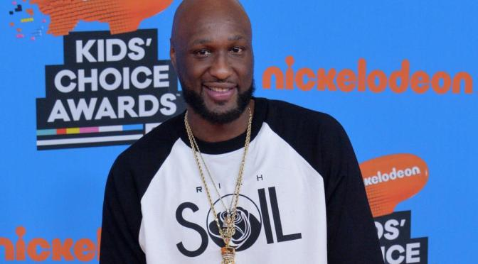 Lamar Odom Involved In Fight At Hooters