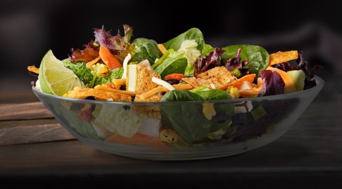Stomach Parasite Blamed On McDonald's Salad