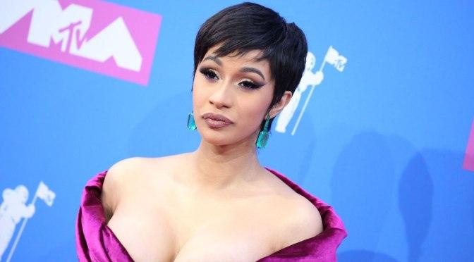 Cardi B Apologizes For Comedy Skit About Coretta Scott King