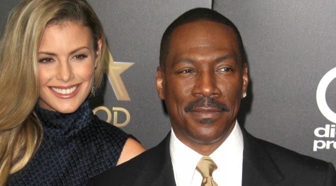 Eddie Murphy Expecting 10th Child