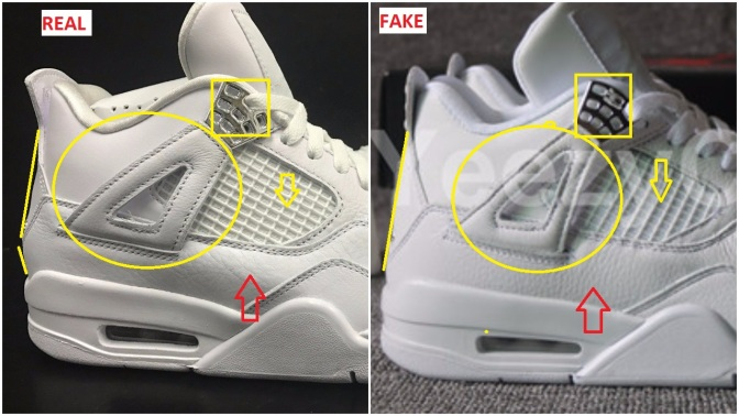 Feds Seize 300-Thousand Fake Sneakers In NYC