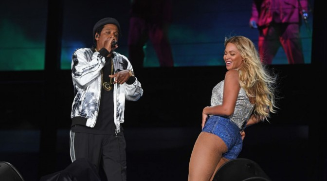 He's Bold, Man Rushes Stage At Beyonce And Jay Z Concert Atlanta