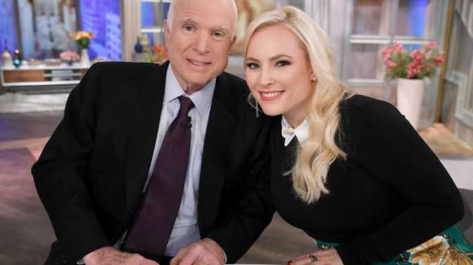 Political Titan And War Hero, John McCain Dies At 81
