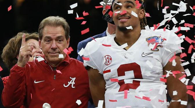 Jalen Hurts Sets The Record Straight About Treatment From Alabama Post Championship Game