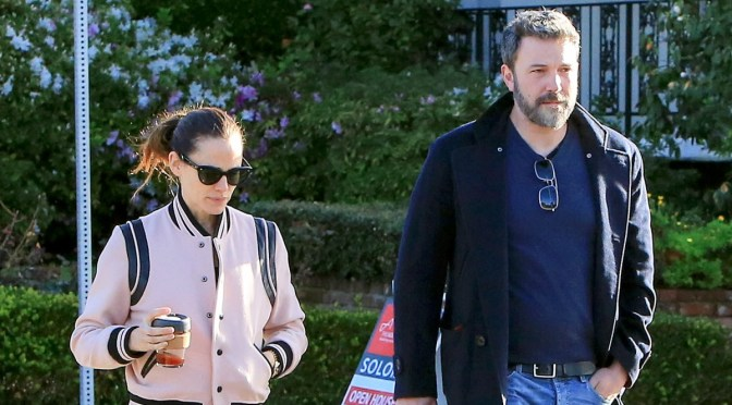 Divorce Finally Settled For Ben Affleck And Jennifer Garner