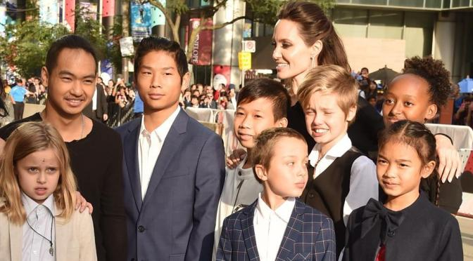 Angelina Jolie Accuses Brad Pitt Of Not Paying Meaningful Child Support