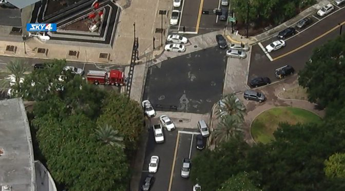 Shooting At The Jacksonville Landing Leaves 4 Dead And 11 Injured