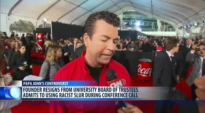 Papa John's Says Controversy Could Cost More Than $30M