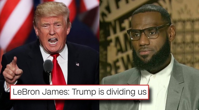 Michael Jordan And Melania Trump Defend LeBron James After Trump's Twitter Attack