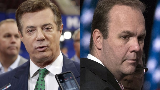 Former Manafort Aide Admits To Committing Crimes With Him