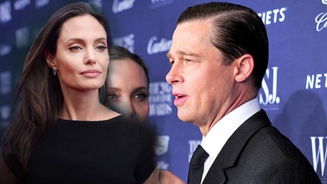Brad Pitt Fires Back At Angelina Jolie