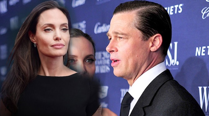 Brad Pitt Fires Back At Angelina Jolie
