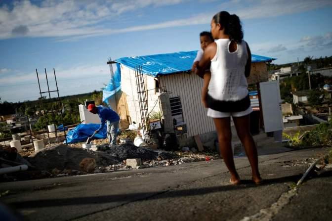 Puerto Rico Hurricane Death Toll Over 14-Hundred Per Report