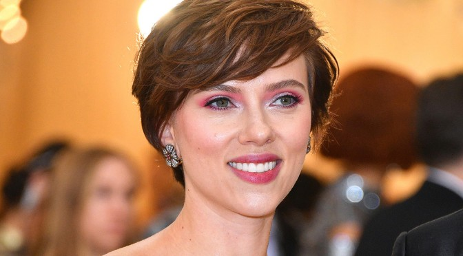 Scarlett Johansson Tops Forbes' 2018 Highest Paid Actresses List