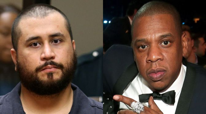 Report: Zimmerman Threatened Jay-Z, Beyonce Over Trayvon Martin Documentary