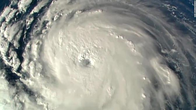 Hurricane Florence Could Reach Category 5 Status