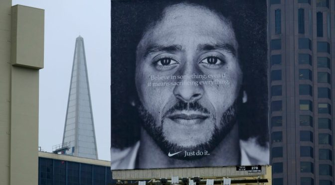 Watch Nike's New Ad Featuring Colin Kaepernick