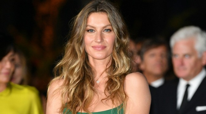 Bündchen Talks About Suicidal Thoughts In Memoir