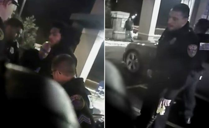 Milwaukee Officer Involved In NBA Player's Arrest Fired
