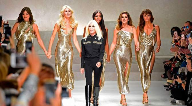 Versace Now Officially Belongs To Michael Kors