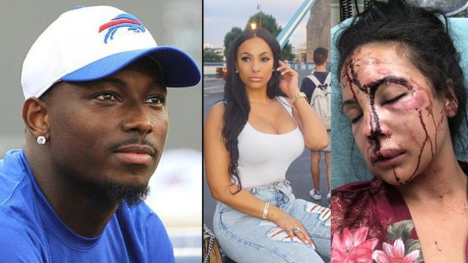 LeSean McCoy's Ex-Girlfriend Now Says She Was Abused During 2-Year Relationship