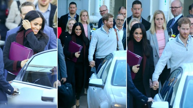 That Was Quick: Meghan Markle And Prince Harry Expecting First Child 5 Months After Wedding