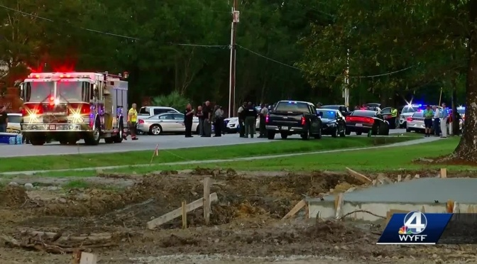 Police Officer Killed, 7 Others Injured In Shooting In South Carolina