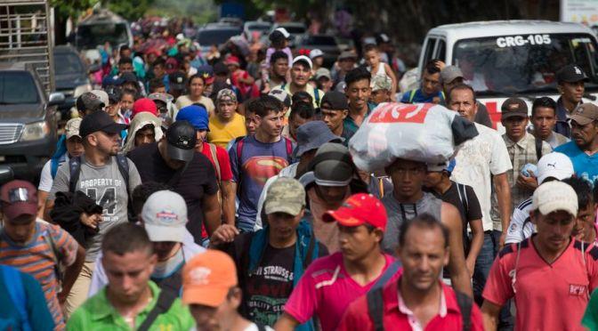 Trump Calls Migrants Criminals, Threatens To Close Border