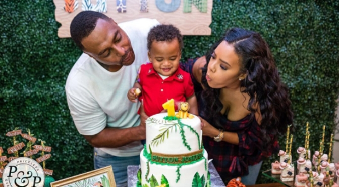 Angela Simmons' Ex-Fiance And Son's Father Murdered In Atlanta