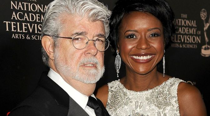 George Lucas Named America's Wealthiest Celebrity 2018