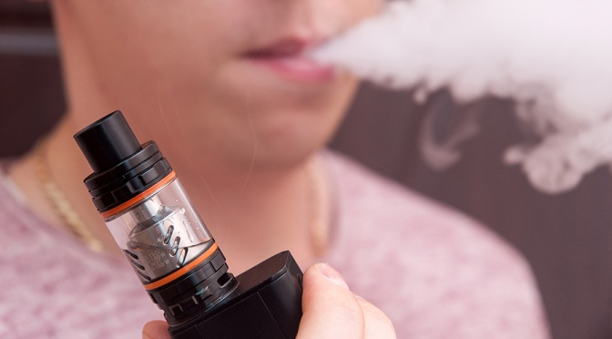 Teen Vaping On The Rise