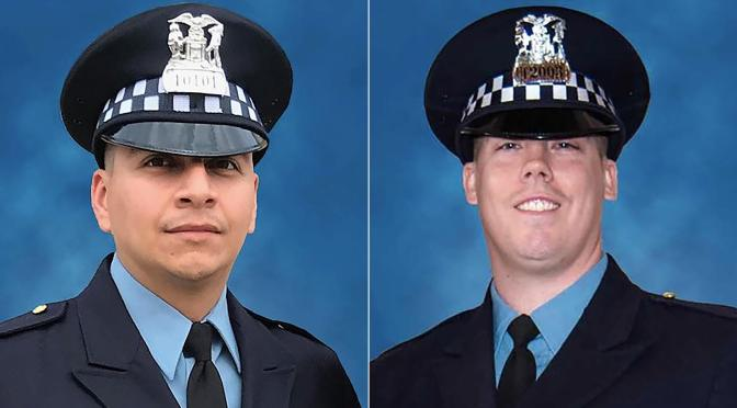 Chicago Police Officers Killed After Being Struck By Train