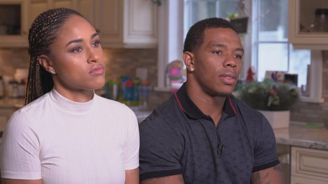 Ray Rice Done With Football, Talks Domestic Violence