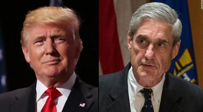 Mueller Might Look Into Trump Campaign Ties To NRA