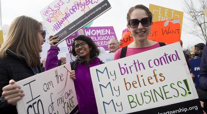 Judge Blocks Trump Admin Rule On Birth Control