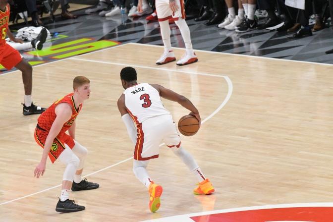 Dwyane Wade Plays His Last Game In Atlanta, Solidifies Legacy