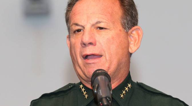 Florida Governor Ron DeSantis Suspends Broward Sheriff