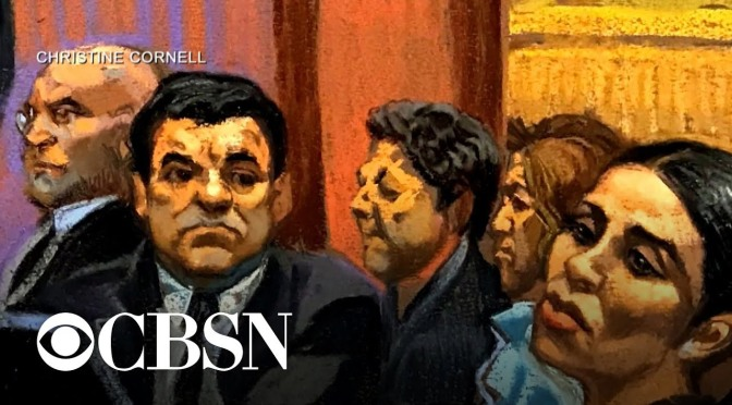 El Chapo's Lawyer Claims His Client Is Ultimate Scapegoat Of Sinaloa Cartel