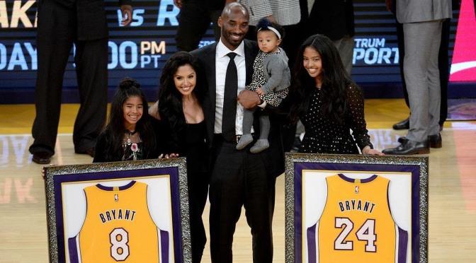 Kobe Bryant And Vanessa Expecting Fourth Child