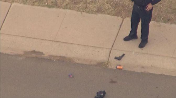 AZ Police Shoot And Kill Teen With Airsoft Gun