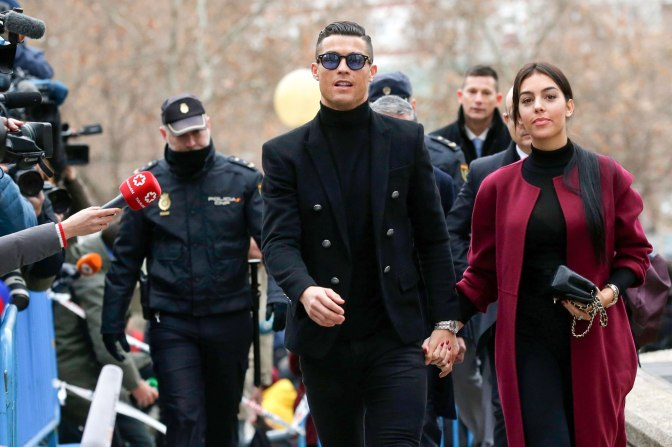 Cristiano Ronaldo Pleads Guilty To Tax Fraud