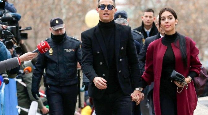 Cristiano Ronaldo Pleads Guilty To Tax Fraud