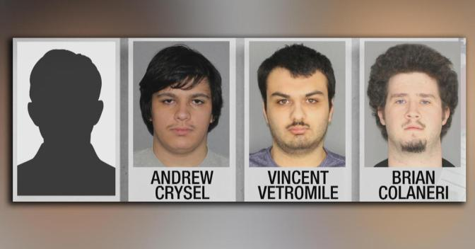 Four Arrested In Attempted Plot To Attack New York Muslim Community