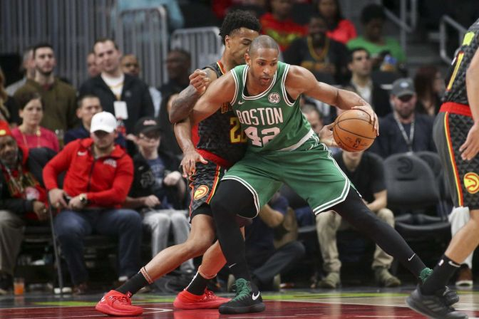 Hawks' Fans Leave Happy Despite Loss To Celtics And Here's Why…