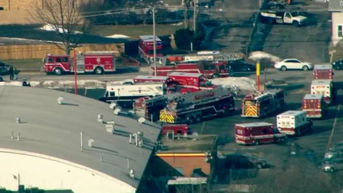 WATCH LIVE: Active Shooter Reported In Aurora Illinois