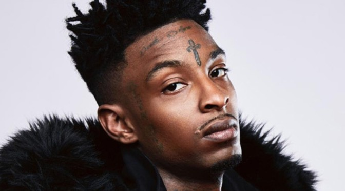21 Savage Targeted By ICE